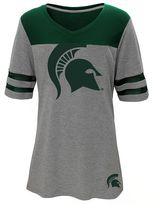 Juniors' Michigan State Spartans Football Tee