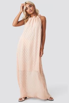 Sparkz Vilma Long Dress Pink
