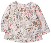 Joe Fresh Floral Smock Top (Baby Girls)