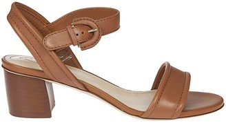 Tod's Tods Block Heel Ankle Strap Sandals