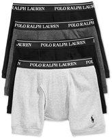 Polo Ralph Lauren 3-Pack Boxer Briefs +1 Bonus Pair