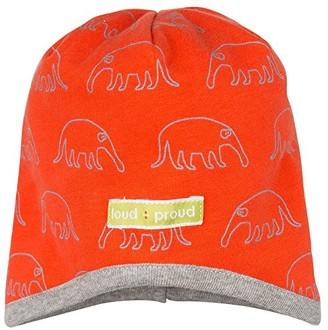 loud + proud Girls' Wendemutze Druck Hat