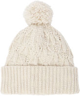 Rebecca Taylor La Vie Merino Wool Hat