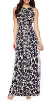 Ronni Nicole RN Studio by Sleeveless Floral Maxi Dress