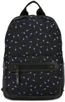 Lanvin saw print backpack