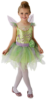 Rubie's Costume Co Tinkerbell Deluxe Dressing-Up Costume