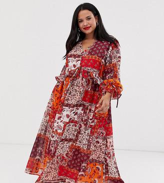 Plus Size Neon Dress - ShopStyle