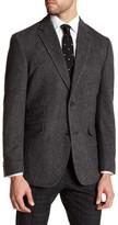 Kroon Grey Herringbone Jacket