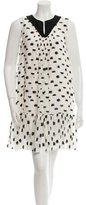 Thakoon Embroidered Dot Dress w/ Tags