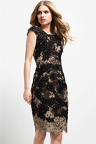 Jovani 50191 Embroidered Fitted Lace Cocktail Dress