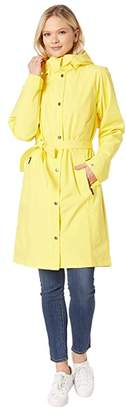 Columbia Here and Theretm Long Trench Jacket (Buttercup) Women's Coat