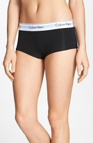 Calvin Klein Women's Modern Cotton Collection Boyshorts