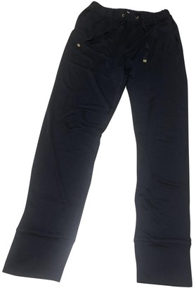 Juicy Couture Blue Trousers for Women