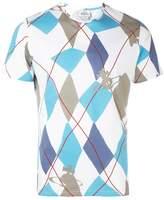 Vivienne Westwood Man harlequin print T-shirt