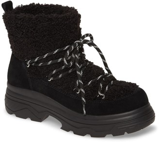 BP Summit Faux Fur Chunky Boot