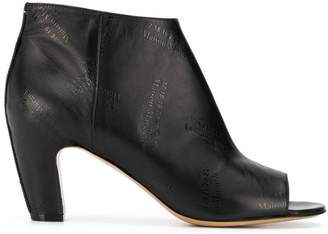 Maison Margiela open-toe ankle boots