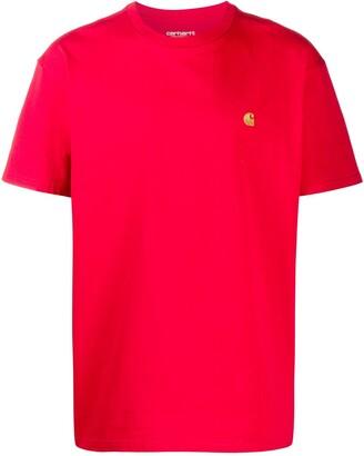 Carhartt Wip embroidered logo T-shirt