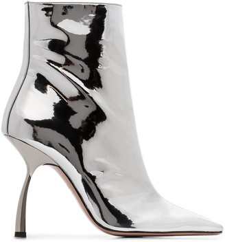 Piferi Merlin 100mm ankle boots