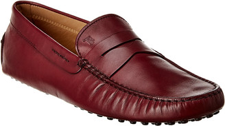 Tod's Gommino Leather Driver