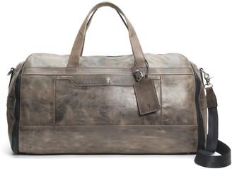 Frye Holden Leather Garment Duffle Bag