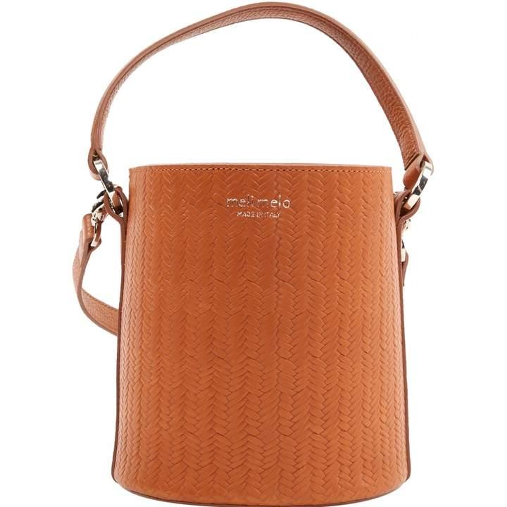 Meli-Melo Brown Leather Handbag