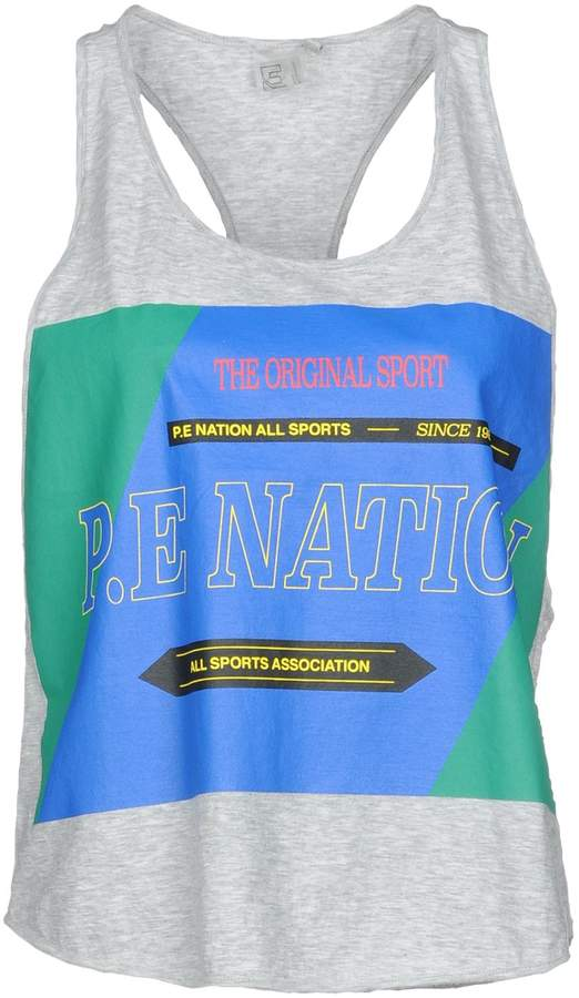 P.E Nation Tank tops - Item 12184440FK