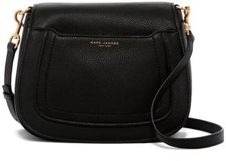 Marc Jacobs Empire City Messenger Leather Crossbody Bag