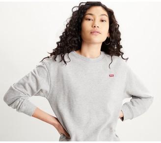 Levi's Cotton Overhead Sweatshirt with Crew-Neck