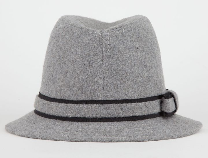 Wool Womens Fedora