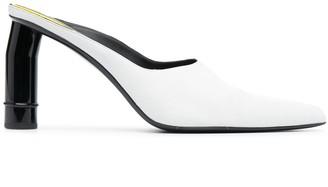 Nina Ricci Contrast-Heel Pumps