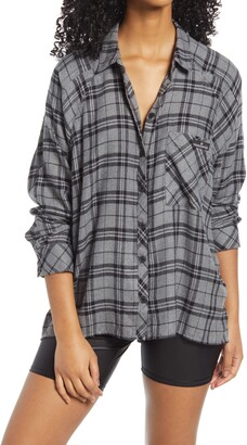 BDG Brendan Flannel Shirt