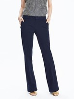 Banana Republic Peyton Bi-Stretch Flare Pant