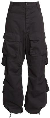 Balenciaga Multi-Pocket Cargo Pants