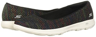 Skechers Performance Performance Go Walk Lite - Summery (Black/Multi) Women's Shoes