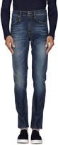 R 13 Denim pants - Item 42537564