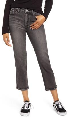 Prosperity Denim Ankle Straight Leg Jeans
