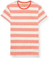 Aeropostale Mens Prince & Fox Wide Stripe Tee Shirt