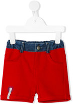 Lapin House - contrasting pocket shorts - kids - Cotton/Acrylic/Tactel/other fibers - 12 mth