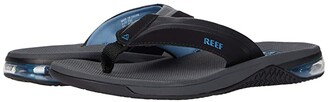 Reef Anchor (Grey/Blue) Men's Shoes