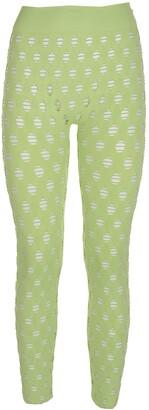 MAISIE WILEN Perforated Leggings