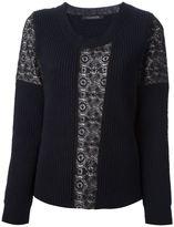 Thakoon ribbed sweater