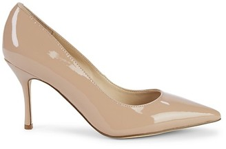 Marc Fisher Carter Patent Leather Point-Toe Pumps