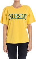Alberta Ferretti Thursday Cotton T-shirt