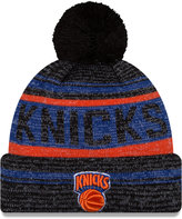 New Era New York Knicks Hardwood Classics Snow Dayz Knit Hat