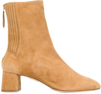 Aquazzura Saint Honore' booties