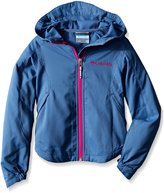 Columbia Big Girls' Splash Flash II Hooded Softshell Jacket
