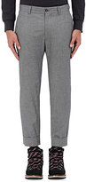 Moncler Gamme Bleu Men's Grisalia Cotton Cuffed Trousers