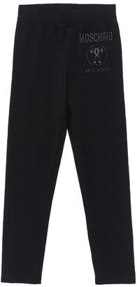 Moschino Cotton Jersey Leggings