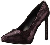Nine West Women's LEAPAFAITH Metallic Dress Pump
