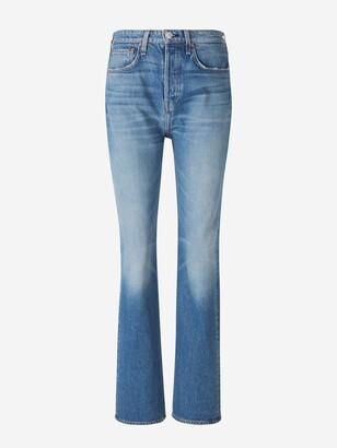 Rag & Bone Maya High Rise Boot-Cut Jeans